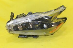 🤹 17 18 19 Nissan Murano Left LH Driver Headlight OEM *2 TABS DAMAGED*