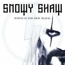 Snowy Shaw White Is The Black CD 2018 Digi Signed