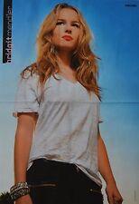 BRIDGIT MENDLER - A3 Poster (ca. 42 x 28 cm) - Clippings Fan Sammlung NEU