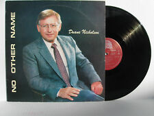 Duane Nicholson of The Couriers No Other Name vinyl lp Nm! southern gospel