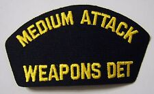 USN CAP/JACKET PATCH - MEDIUM ATTACK WEAPONS DET:FL13-1