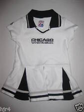 Chicago Cheerleader White Sox Cheer Dress Baby 24M