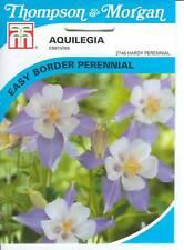 SEEDS T&M FLOWER AQUILEGIA CAERULEA SEED  RRP £2.89