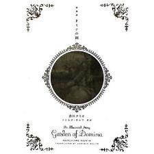 """NAMIO HARUKAWA ART BOOK Domina World """"DOMINA NO SONO"""" JAPAN 2012 in English"""