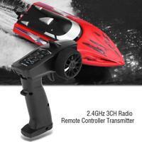 TURBO RACING 2.4GHZ Pistol Grip Radio Controller Transmitter Receiver 91803G-VT