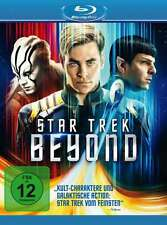 Blu-ray * STAR TREK BEYOND - CHRIS PINE # NEU OVP +
