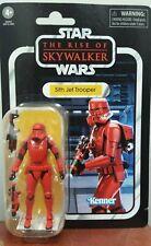 """Star Wars Sith Jet Trooper 3.75"""" Rise of Skywalker Vintage Collection 2019"""