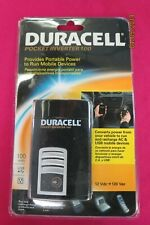 DURACELL POCKET INVERTER 100 PORTABLE POWER NEW