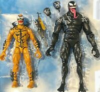 PHAGE & VENOM Marvel Legends Movie Tom Hardy Eddie Brock - no Venompool BAF