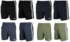 Adidas Herren Shorts Kruze Hose Jogginghose Essentials 3-Stripes Chelsea