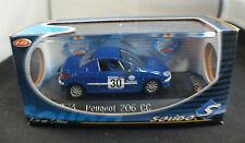 Solido 1573 ◊ Peugeot 206 CC   ◊ 1/43 ◊ en boite/boxed