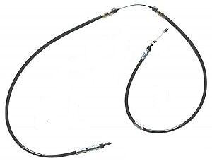 Parking Emergency Brake Cable Rear NEW 280Z 280ZX 75-80 585