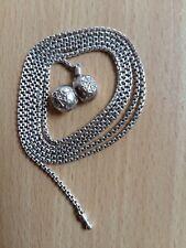 Thomas Sabo Kette 925 Silber mit Kugelverschluss
