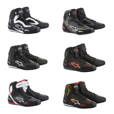 2021 Alpinestars Faster-3 Rideknit Street Motorcycle Shoes - Pick Size & Color