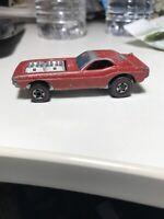 Vintage Hot Wheels Redline Show Off Red