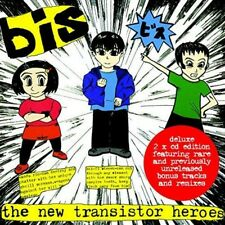 Bis - The New Transistor Heroes (Deluxe)  (NEW CD)