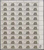 USA Briefmarken Bogen 50x 20 Cent 1983 Concord 1683 #30700-S