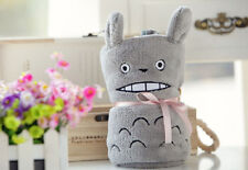 My Neighbor Totoro Blanket Cute Baby Anime Fleece Air Conditional blankets 1M