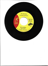 """1962 THE CRYSTALS """"HE'S A REBEL"""" 45 rpm 7"""""""