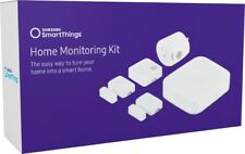 Samsung - SmartThings Home Monitoring Kit - White