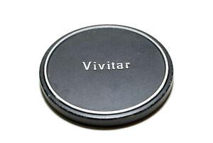 Vivitar Metall Aufsteck Objektivdeckel 68mm / metal slip-on lens cap (gebraucht)
