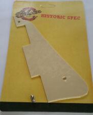 GIBSON Les Paul 1959 Historic Cream Creme Guitar Pickguard Genuine R8 R9 R0 R7