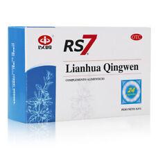 Cápsulas RS7 Lianhua Qingwen