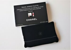 CHANEL Travel Makeup Palette ALTITUDE Makeup Essentials with Travel Mascara