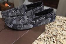 Louis Vuitton Camouflage Arizona Moccasin Shoes  Camo