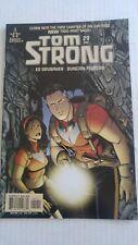 Tom Strong #29 December 2004 America's Best Comics Brubaker Fegredo