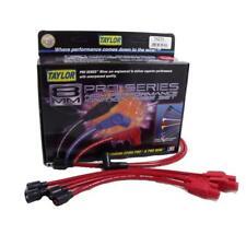 Taylor Spark Plug Wire Set 74270; 8mm Spiro Pro 8mm Red for Dodge 4 Cylinder