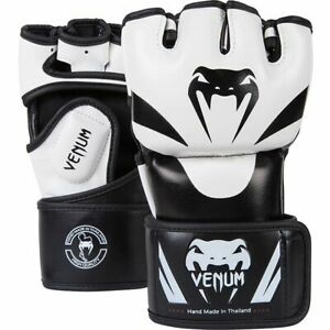 VENUM ATTACK MMA GLOVES - WHITE / BLACK - VARIOUS COLOURS