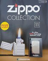 Zippo Collection Nr.11 Sturmfeuerzeug Jewellery (1933)  never fired !!!