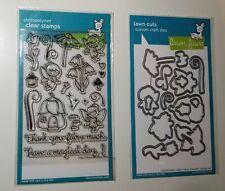 Lawn Fawn Fairy Friends Stamp Set and Coordinating Die Set