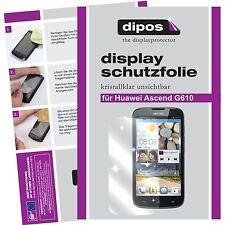 1x dipos Huawei Ascend G610 Film de protection d'écran protecteur cristal clair
