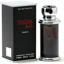 Yves De Sistelle Thallium Black for Men 3.3 oz