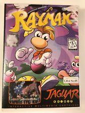 Rayman - Atari Jaguar - Replacement Case - No Game