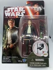 "Star Wars Force Awakens Han Solo 3.75"" Action Figure"