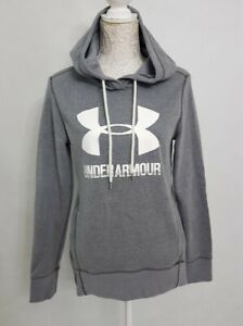 Under Armour Women's Favourite Fleece Pullover Hoodie Small worn once