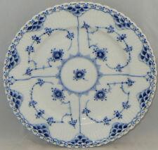 Royal Copenhagen Blue Fluted-Full Lace Salad Plate (1096)