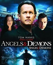Angels & Demons (Blu-ray, 2009) DISC ONLY