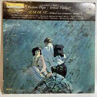 Boston Pops Arthur Fiedler Star Dust - RCA Red Seal LM 2670 33 RPM Vinyl LP Mono