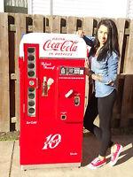 Vendo 81 D #2 1958 Coca Cola Coke  Machine Professional Restoration American