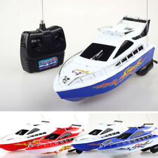 Mini high speed rc boat remote control rc rapid boat speedboat kid gift toys  R
