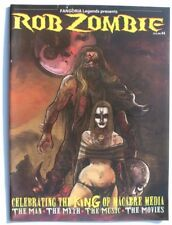 Fangoria Legends Magazine Rob Zombie Limited Edition Issue Sold Out Rare