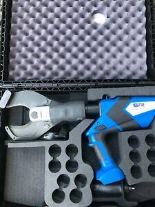 Sherman Reilly SRS335X Battery Hydraulic cutter cutting Greenlee ESC85l tool