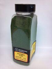 Woodland Scenics Blended Turf Shaker Bottle Green Blend #1349 T1349 Diorama