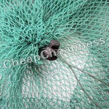 2 Layer Crab Fish Shrimp Minnow Fishing Bait Trap Cast Dip Net Cage RE