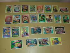 Garbage Pail Kids Collectible Cards - Used