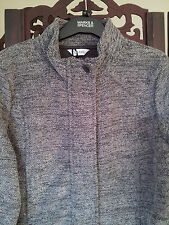 Classic for M&S Collection Size 8 Women's Grey Mix Jacket